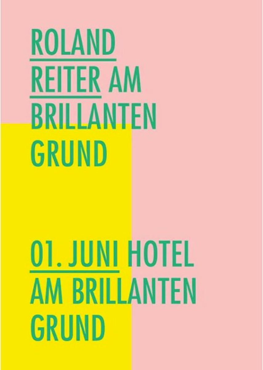 Roland Reiter Skulpturen # am Brillantengrund